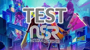 Test No Straight Roads - gouaig