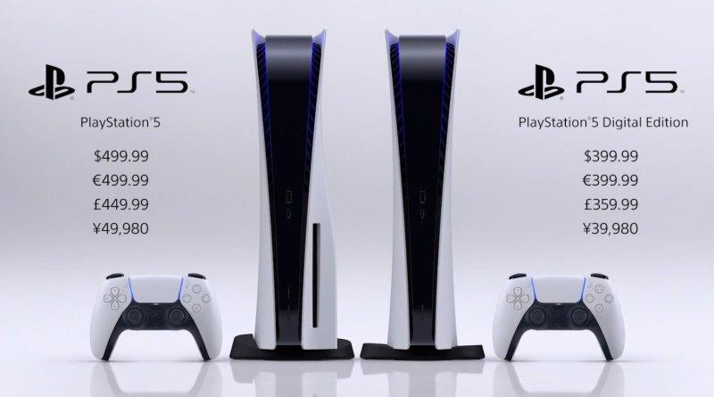 précommande PS5 prix