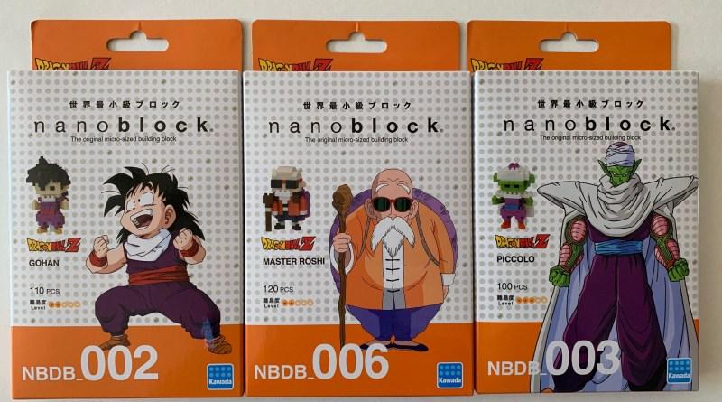 avis Nanoblock Dragonball Z