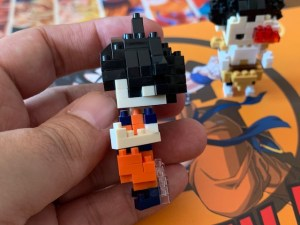 Nanoblock Dragonball Z