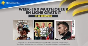 PlayStation Plus Free Weekend