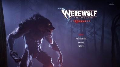 Test Werewolf The Apocalypse Earthblood