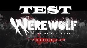Test Werewolf Apocalypse PS5