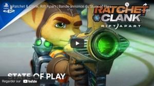 Ratchet & Clank Rift Apart Gameplay