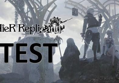 Test Nier Replicant