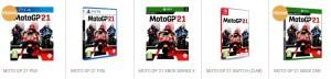 MotoGP 21 Sogamely