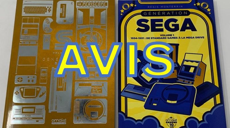 Génération SEGA Volume 1