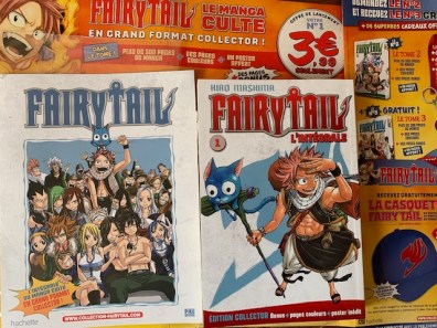 Integrale Fairy Tail Hachette