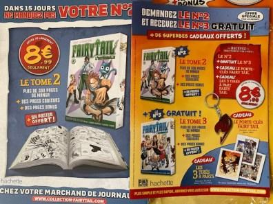 Integrale Fairy Tail Hachette - 2