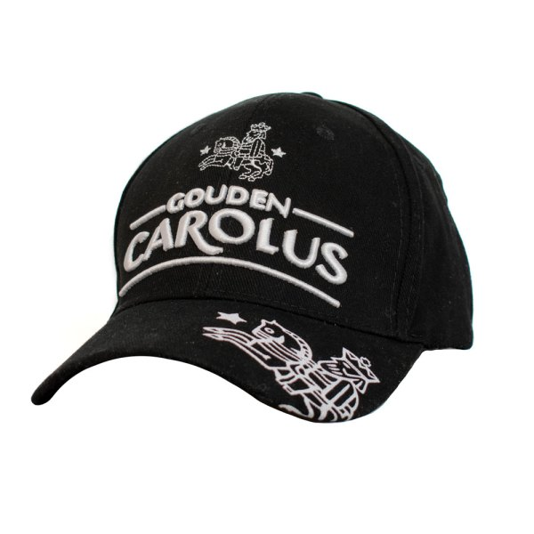 Pet Gouden Carolus - zijaanzicht