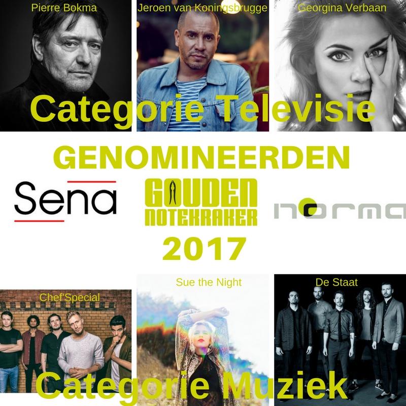 Gouden Notekraker Shortlist 2017 (2)