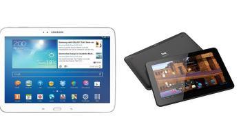 Tablets: Samsung Galaxy TAB 3 10.1 vs BQ Edison 2