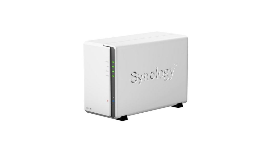 servidor synology NAS DS213J
