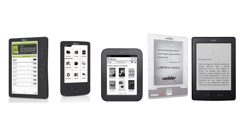 ebooks ereaders en 2014