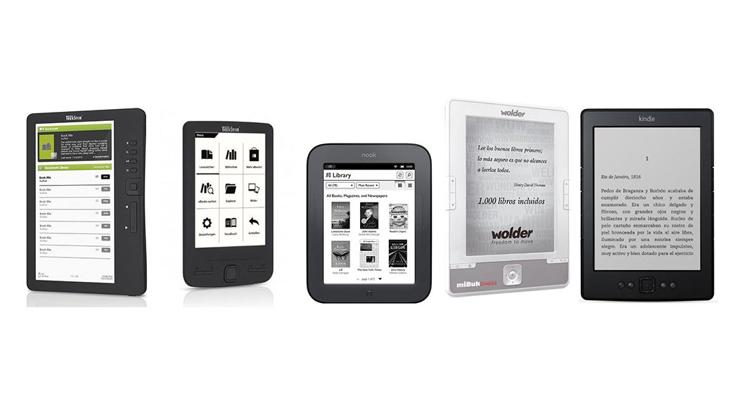 ebooks ereaders en 2014