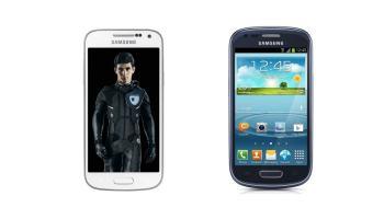 Samsung Galaxy S3 mini o Samsung Galaxy S4 mini