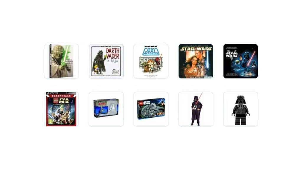 Celebra el Día de Star Wars en Amazon España