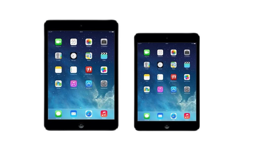 iPad Air vs iPad Mini Retina: ¿Cuál es mejor para ti?
