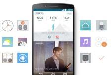 nuevos iconos planos del LG G3