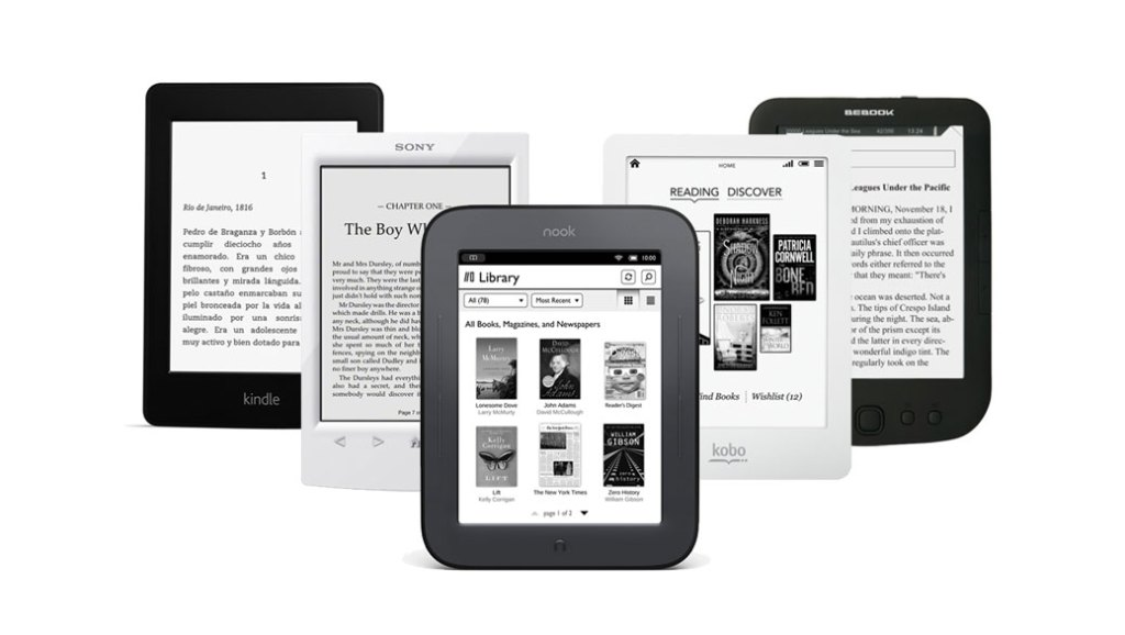 Cómo comprar un eBook (eReader): Características de un buen lector de libros electrónicos