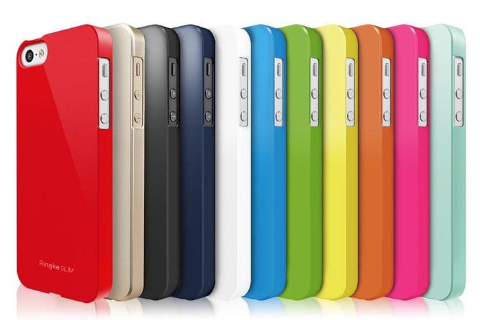 carcasas SLIM de Ringke iphone 5 y iphone 5s