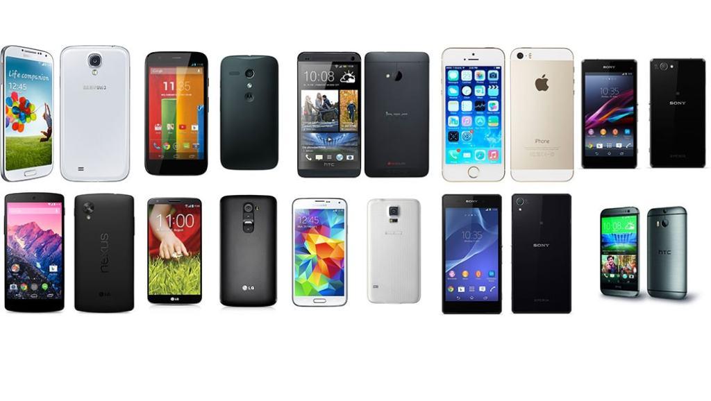 Los 10 mejores teléfonos móviles de 2014: Comparativa de Smartphones