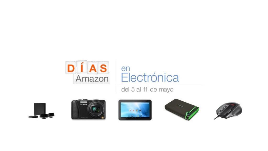 Ofertas en electrónica e informática en Amazon España