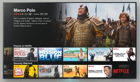 Sony: Android TV
