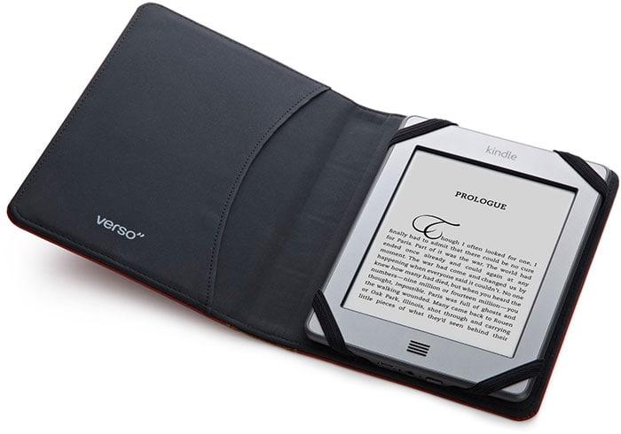 Verso - Funda para Kindle: interior