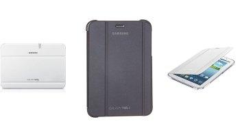 Outlet de fundas para tablets Samsung: Galaxy Note 10.1, Galaxy Note de 8″ y Galaxy Tab II 7″