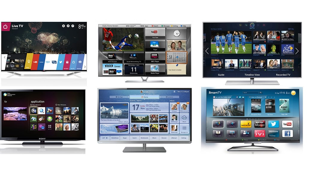 Los 4 mejores televisores Smart TV en 2016 y 2017