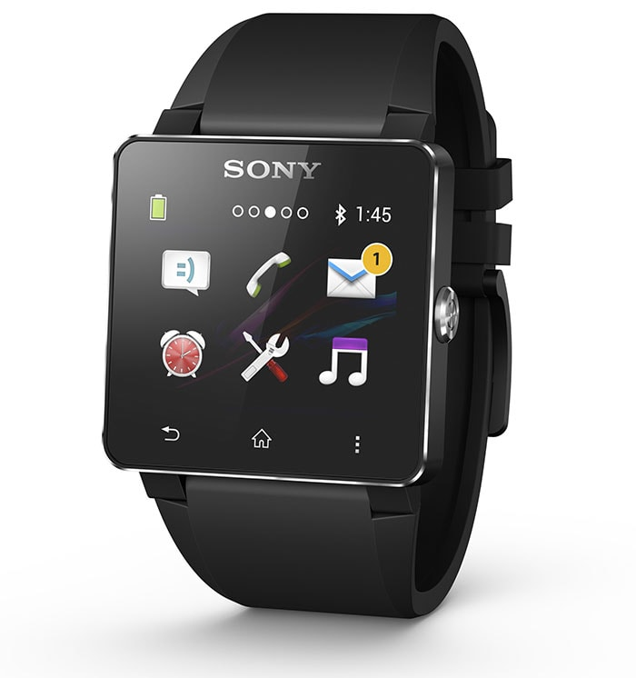 Sony Smartwatch 2 Android