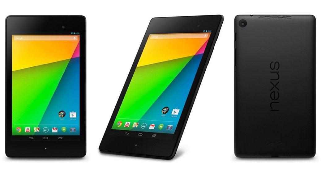 Google Nexus 7 191 El Mejor Tablet De 7 Pulgadas En 2014