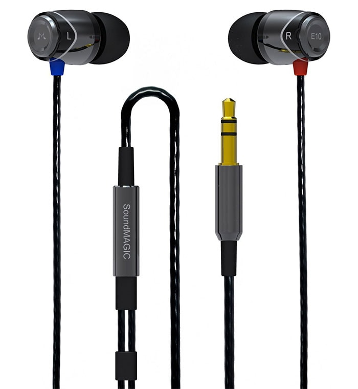 SoundMagic E10VBK