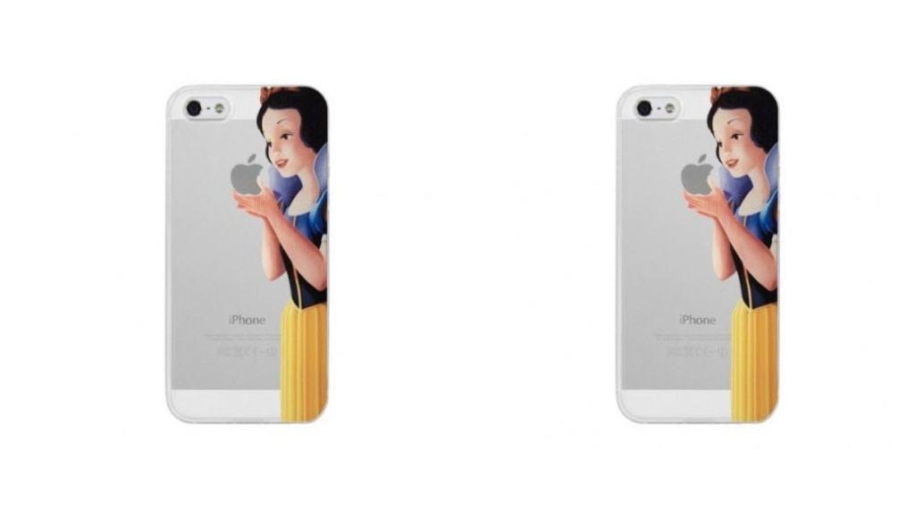 carcasa-iphone-5-5s-blancanieves