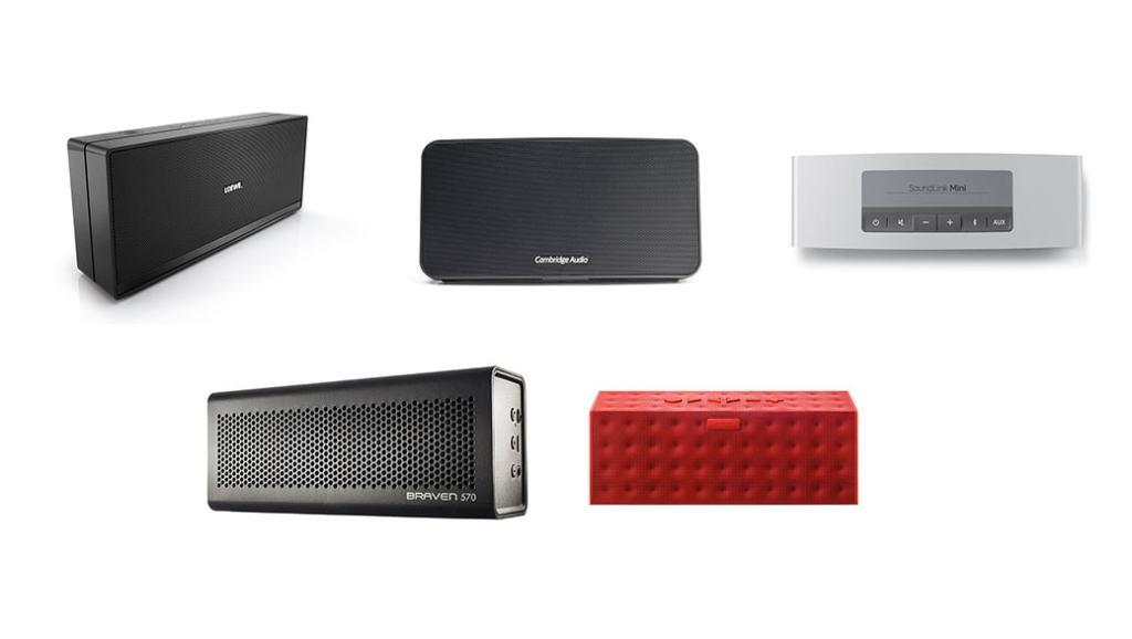 Los 5 mejores altavoces portátiles con Bluetooth de 2014