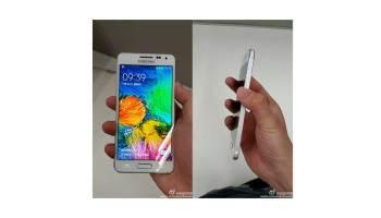 Benchmark y especificaciones del Samsung Galaxy Alpha
