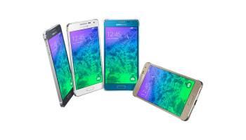 Lanzamiento oficial del Samsung Galaxy Alpha: de metal y el Galaxy más delgado hasta el momento