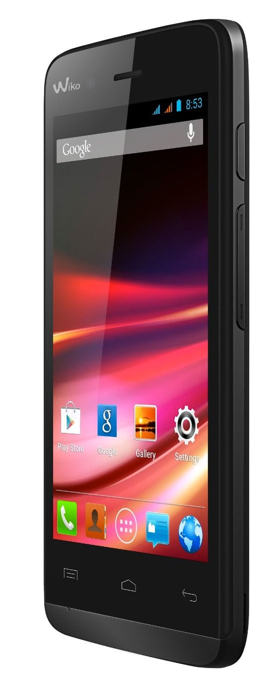 smartphone Android Wiko Fizz