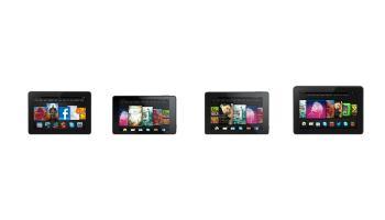 Los nuevos tablets de Amazon: Fire HD 6 vs Fire HD 7 vs Fire HDX 8.9