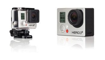 GoPro Hero 3+ Silver: ¿Buena compra frente a la nueva GoPro Hero4 o la GoPro HERO 3+ Black?