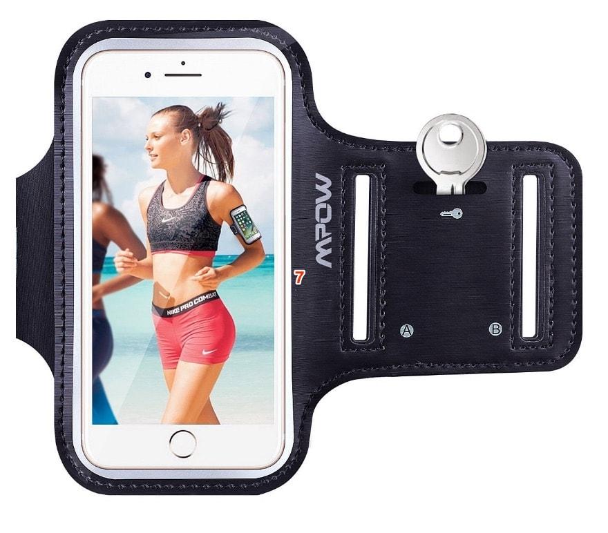 Brazalete deportivo para iPhone 6 - iPhone 7 de Mpow