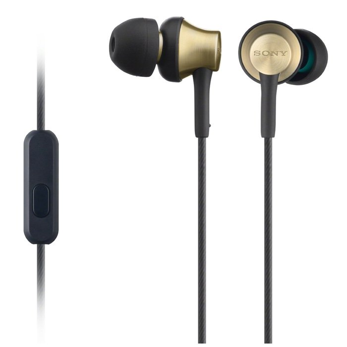 Sony MDR EX650AP auriculares in-ear