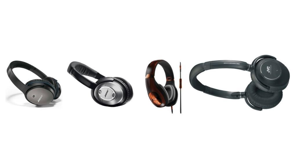Los mejores auriculares con cancelación de ruido de 2014 por menos de 100, 200 y 300 euros