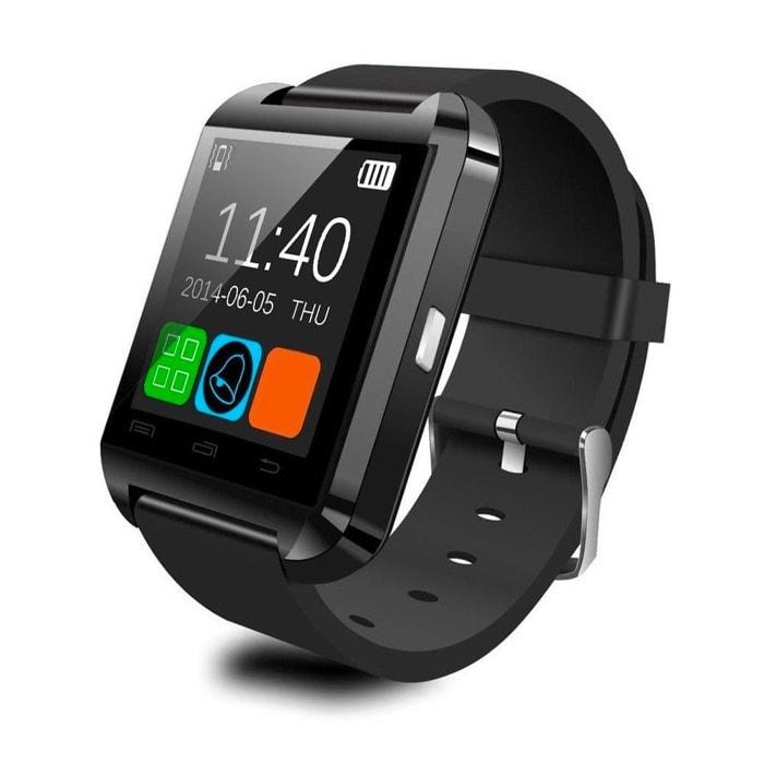 Smartwatch U8, el reloj inteligente más barato – Opinión y ...