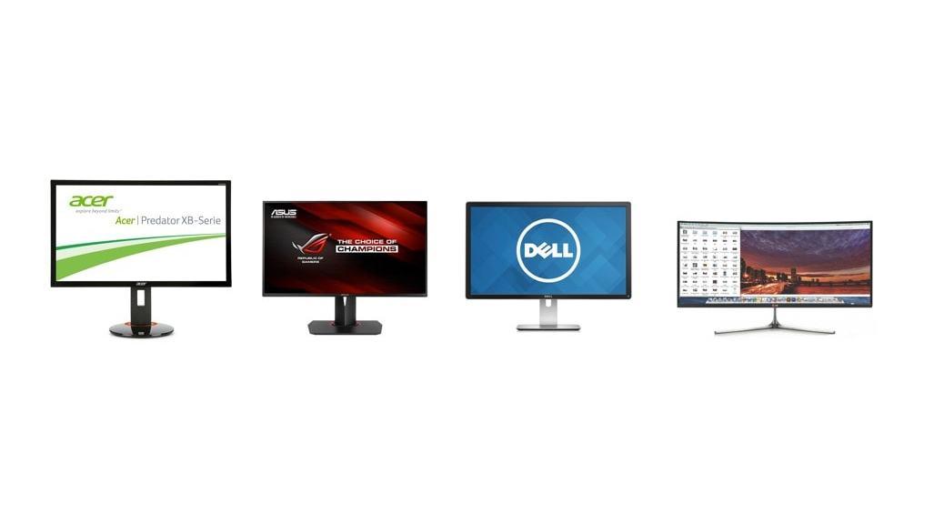 Gu 237 A Para Comprar Los Mejores Monitores Para Pc
