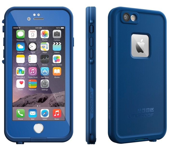 carcasa LifeProof fre iphone 6