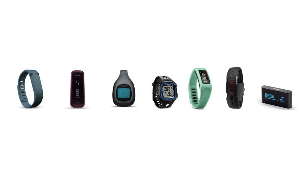 Comparativa de monitores de actividad – pulseras fitness (2015): FITBIT FLEX vs FITBIT ONE vs FITBIT ZIP vs GARMIN FORERUNNER 15 vs GARMIN VIVOFIT vs POLAR LOOP vs WITHINGS PULSE