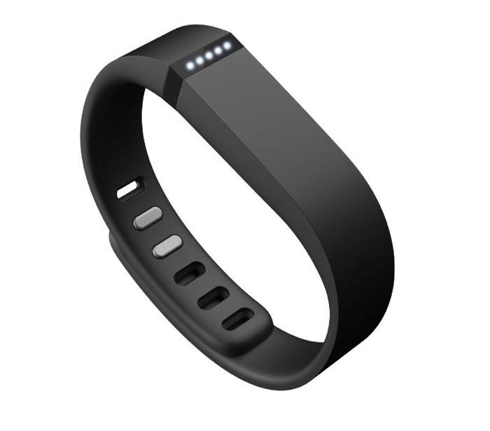 La mejor pulsera fitness de Fitbit para deportistas ocasionales: fitbit flex