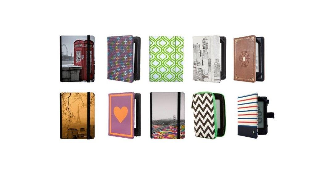 Las mejores fundas de moda para el eReader Kindle